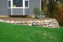 Fieldstone Hillside
