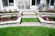 Sawed Lannon Stone Planters
