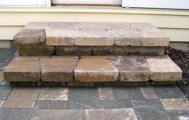 Traditional Weston Steps