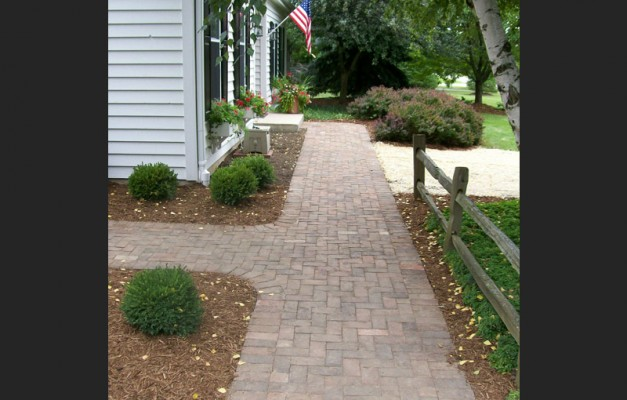 Recycled Clay Pavers