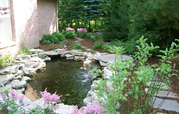 A Small Backyard Retreat
